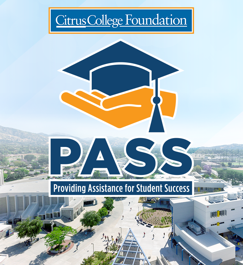 PASS - Providing Assistance for Student Success